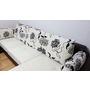 HOLA。風華二人沙發墊。幫你家的沙發換新衣服囉!