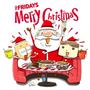 美食:進食の大餐‧TGI FRIDAYS超級聖誕派對餐