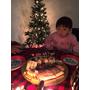夢想與家人聚一起的聖誕夜餐&各色美麗的耶誕樹