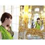 ▌迷幻俄羅斯 ▌凱薩琳宮Catherine Palace♥女皇的華麗生活