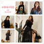 時尚穿搭一周間♥水餃妹變身水餃公主超EASY♥4種情境穿搭LOOK一次搞定^0^