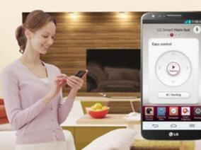 LG智慧型手機及平板 輕鬆整合多樣裝置 打造便利新生活!迎接數位新時代