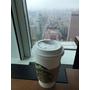 就是想上35樓去看暴雨窗景 喝杯咖啡