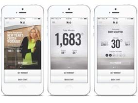 Nike+Training Club 全新應用程式 為2014帶來全新挑戰 讓全身心都投入其中。