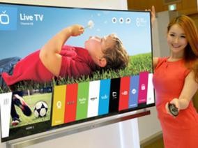 LG 全新 WEBOS 智慧電視平台 智慧電視操作更平易近人