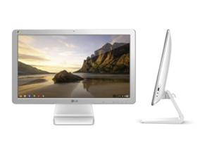 LG世界首款CHROMEBASE 於2014 年 CES 展正式登場 作業系統簡單便利、輕鬆好上手