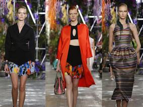 Dior 2014年春夏系列女裝