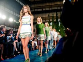 Tory Burch 2014 春夏系列 俐落剪裁及完美比例,展現都會女子自信優雅一面