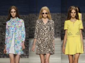 BLUGIRL 2014春夏系列 不朽的夏日 完整女孩在夏日盛宴中玩味風尚的時髦氛圍。