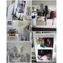 滋滋【愛分享】小資女打造便宜又大碗的化妝台收納分享
