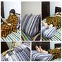 特力屋。美腿養成必備商品。波昂三角大靠枕。