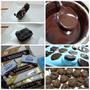 [珍珍甜點教室]。自己動手輕鬆做巧克力。想吃什麼內餡通通自己加。簡單方便超EASY!