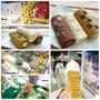 悠美菓子。北海道大人氣伴手禮。極具療癒效果的貓腳印蛋糕捲。奶香濃郁的捲捲派。香甜酥脆的Snow Bell元祖玉米巧克力。