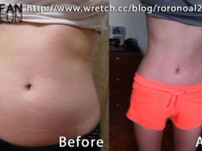 [減肥](下)跟著Fan減肥沒這麼難!減重練腹肌