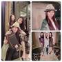 LOEWE 2015 VIP秋冬訂製款服裝秀花絮♥♥♥