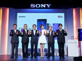 SONY Xperia Z2 最新旗艦力作搶先登台!「玩美女神」郭雪芙擔任新任女性代言人
