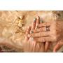 滋滋【愛分享-美甲】星月閃耀在指尖的tiffany藍