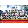 【彰化】貓熊正夯!160種不同表情的圓仔在「樂活觀光襪廠」