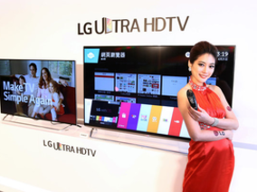 LG電視 2014 OLED TV、ULTRA HD TV、Smart TV浩瀚登場 「決勝畫質」引領全球