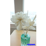 HOLA。立體花朵造型香氛馨香竹。吸引你的視覺也滿足你的嗅覺。讓居家空間散發怡人香氣。