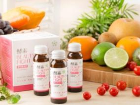 BEAUTY FIGHT櫻花酵素飲 全亞洲最具話題性的人氣減肥法2014盛夏即將引爆