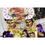 【國外旅遊】蜜月之旅第一篇遊記。就獻給印象最深刻的威尼斯面具節了!