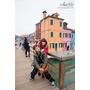 【國外遊記】現實中的夢幻童話世界。威尼斯布拉諾彩色島