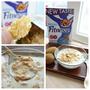 雀巢FITNESSE 纖怡早餐脆片。Shape up your life style 14天計畫。低脂、零膽固醇、全穀製造,均衡膳食。帶給你美味新口感。