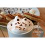 """【台灣,桃園平鎮】""""萌""""到暴的立體拉花,讓人不知不覺都""""萌""""了起來的咖啡館;理性&感性cafe' 。"""