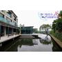 【新竹】幸福小確幸。來到水面上的咖啡廳享用生日大餐ღ二泉湖畔咖啡民宿