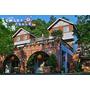 【宿▍苗栗】隱身山中的紅磚式城堡。享受於大自然中,緩慢旅行的幸福莊園ღ福田瓦舍