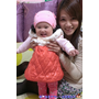 【寶寶♥穿搭】6M~7M小伊亞穿搭show(秋冬篇)ღ這就是生女兒的優勢