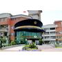 【台南】新化警察局ღ超有戲。是誰把巨大型的警帽放在屋頂上