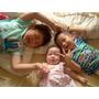 【影片】3兄妹的戲水歡樂時光