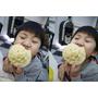 『台北中山』孩子們都愛上的黑羊。加州波丁麵包巧達餐廳