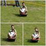 【親子遊記】台北木柵。全國最大免費滑草場-復育公園