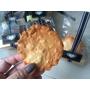 【奧麗薇超愛吃】午茶時間…或當肚子餓的時候,一片紮實、大片、硬脆香口感的健康法式手工餅乾,讓口感好滿足!