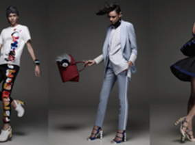 Fendi 2015SS早春系列 詮釋出令人驚嘆的女性魅力
