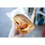 【金門金湖鎮】隱藏版的神秘小吃『蛋狗』!難忘的是阿嬤的笑容
