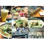【花蓮】南濱夜市(果汁+林記燒番麥+隨客意臭豆腐+吳家水果茶)