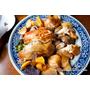 【宜蘭員山】桶仔雞新吃法,夾入地瓜更美味.老媽媽豆腐乳烤香雞