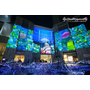 【東京】3D投影效果,讓海底陪你過聖誕.汐留海龜城(Caretta)