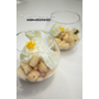 【食譜】甜桃香草酥球盅 (Mixed fruits with crumble)