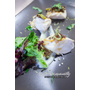 【食譜】慢煮嫩雞胸佐肉豆蔻馬鈴薯泥 (Sous vide chicken breast with potato puree)