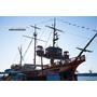 【大阪】跟著哥倫布一起發現新大陸.帆船型觀光船聖瑪麗亞號
