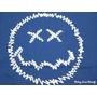 (衣)CACO新品上市~【SMILEY笑臉發泡背心】寶藍色