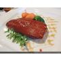 台中大里.軟嫩鮮甜又多汁的法式油封鴨胸@廚異料理牛排館(+wifi)