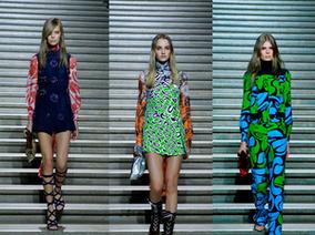 MIU MIU  2015 早春女裝 巴黎現場  呈現現性感又充滿趣味的復古風采