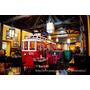 【美國・San Diego・2014】歐式混搭風裝潢 義大利麵專賣餐廳