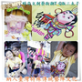 ╠MIT、好東西╣Shirley House/天悅-時尙文創藝術潮T,愛台灣系列-兒童款(Q版三太子)